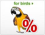 Special Offers: Bird Supplies & Accessories