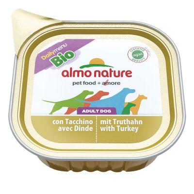 Almo Nature Daily Menu Bio Paté ecológico 6 x 100 g