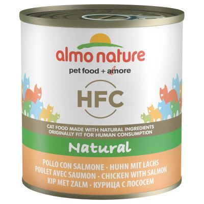 Almo Nature HFC 6 x 280g pour chat