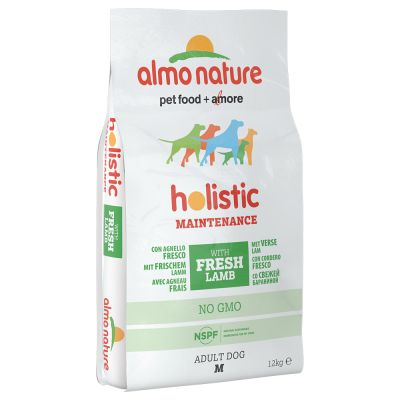 Almo Nature Holistic Adult Medium con cordero y arroz