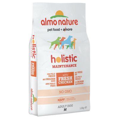 Almo Nature Holistic Medium Adult con Pollo