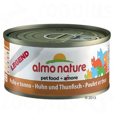 Almo Nature Legend, carne, 6 x 70 g