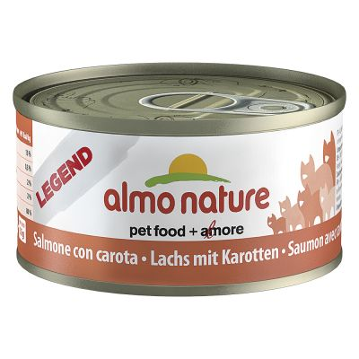Almo Nature Legend 6 x 70 g - Pack de prueba