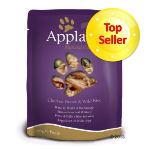 Applaws Cat Food Pouches 12 X 70g At Discount Prices At