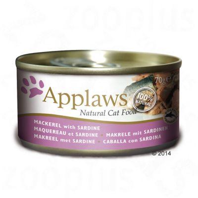 Applaws in Broth -kissanruoka 6 x 70 g