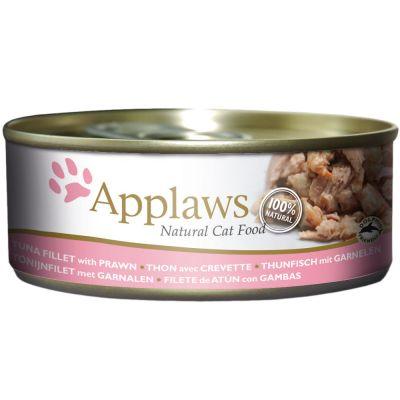 Applaws Katzenfutter in Brühe 6 x 156 g