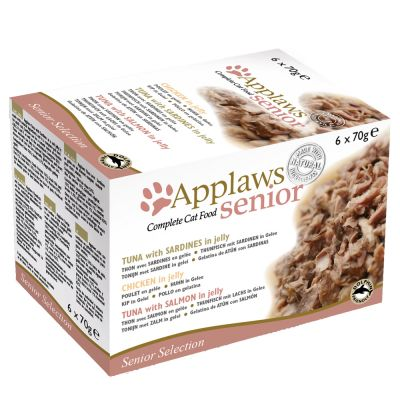 Applaws Wet Cat Food Feeding Guide
