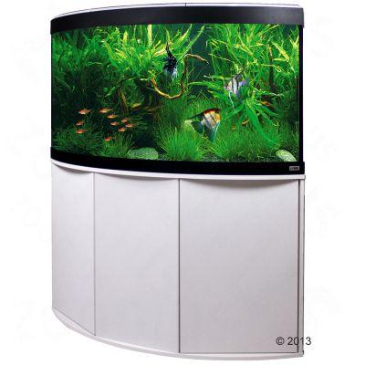 Fluval venezia 350 aquarium d 39 angle zooplus - Meuble pour aquarium 120 litres ...