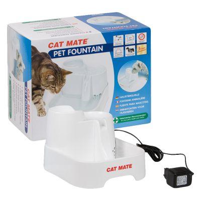 Bebedero fuente Cat Mate de Petmate