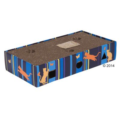 Bloque rascador Scratch & Play para gatos