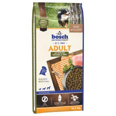 Bosch Adult Geflügel & Hirse
