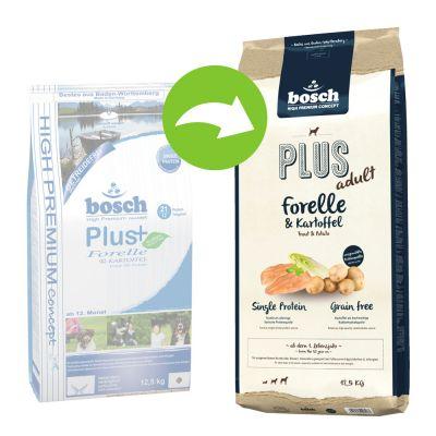 Bosch hpc plus croquettes pour chien zooplus - Race de pomme de terre ...