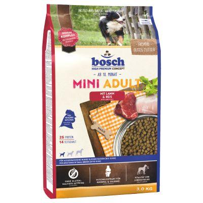 Bosch Mini Adult Lamm & Reis
