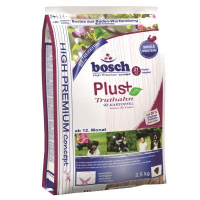 Bosch Plus Truthahn & Kartoffel
