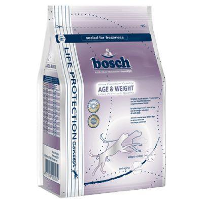 Bosch Senior Age & Weight