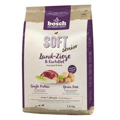 Bosch Soft Senior Ziege + Kartoffel