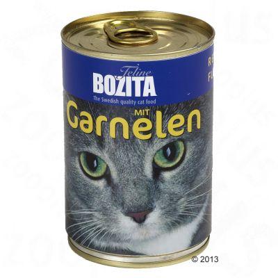 Bozita Nassfutter 6 x 410 g