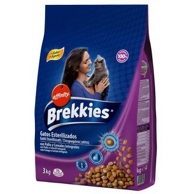Brekkies Gatos Esterilizados