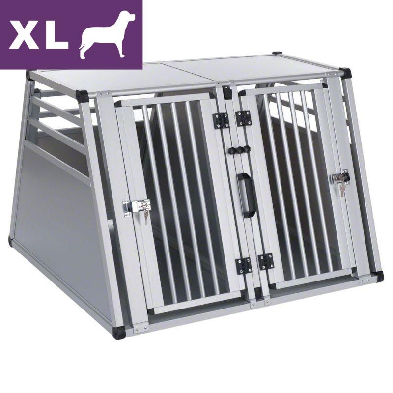 cage de transport double aluline xl à prix discount sur bitiba.fr