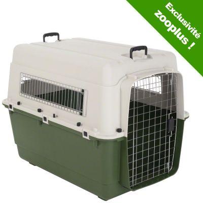 grande cage de transport classique pour chien - À prix avantageux
