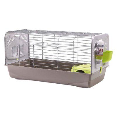 savic c sar 3 deluxe cage pour lapin et cochon d 39 inde. Black Bedroom Furniture Sets. Home Design Ideas