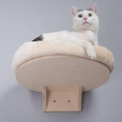 Cama de pared Natural Paradise para gatos
