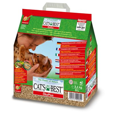 Cat's Best Öko Plus Trial Size - 5l