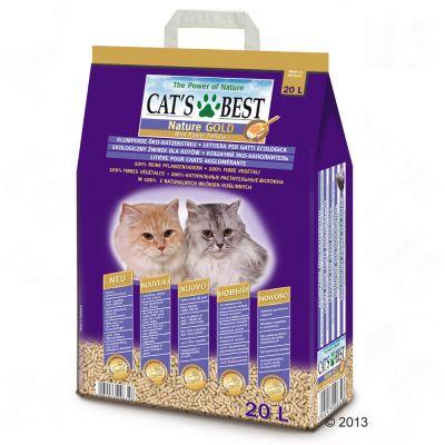 Cat's Best Nature Gold kattegrus