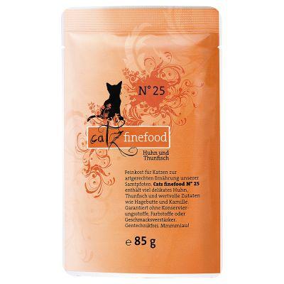Catz Finefood Pouch 8 x 85 g