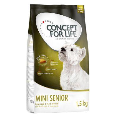 Concept for Life Mini Senior
