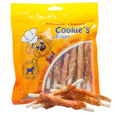 Cookie´s Delicatesse Kauwrolletjes met Reepjes Kipfilet