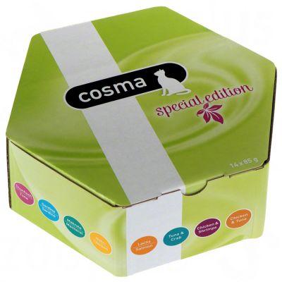 Cosma Box Special Edition 14 x 85 g