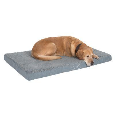 Memory coussin rectangulaire pour chien zooplus - Coussin pour chien ...
