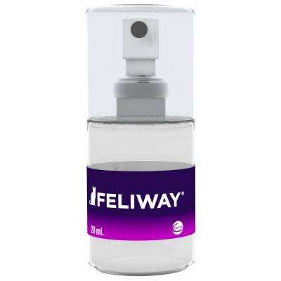 Diffuseur ou Spray Feliway pour chat