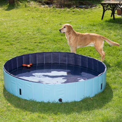 Dog pool hundpool for Piscinas para perros grandes