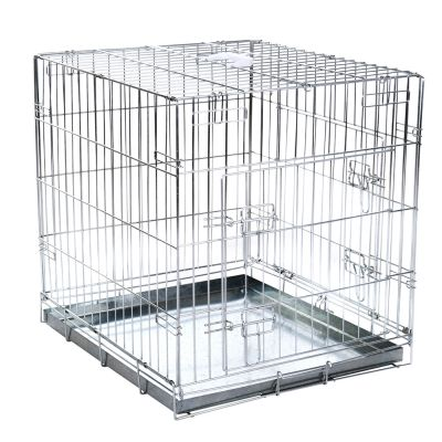 Double Door Transport Cage Great Deals On Dog Carriers At