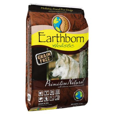 Earthborn dog food coupons