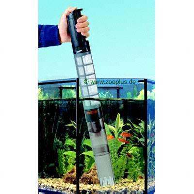 P e o vodu a jej istotu v hodn u zoohit eheim kalov for Aspirateur fond aquarium