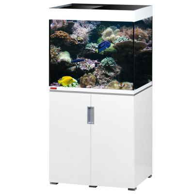 EHEIM incpiria 200 marine Ensemble aquarium sous meuble