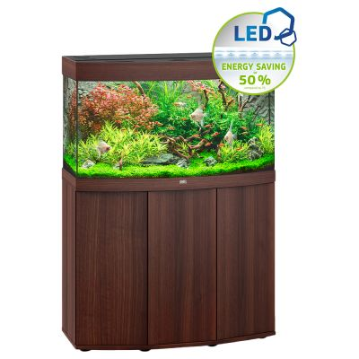 Ensemble aquarium sous meuble juwel vision 180 for Meuble aquarium 120 cm