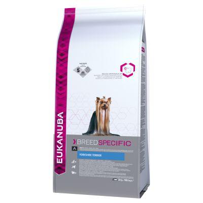 eukanuba adult breed specific yorkshire terrier g nstig bei zooplus. Black Bedroom Furniture Sets. Home Design Ideas