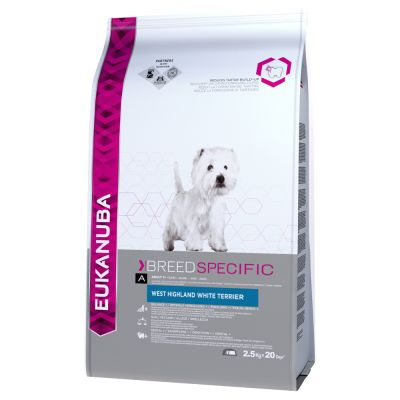 Eukanuba Breed West Highland White Terrier