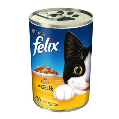 Felix bocaditos 24 x 400 g - Pack Ahorro