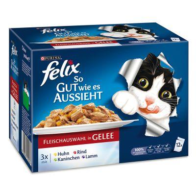 Felix Fantastic comida húmeda para gatos - Pack mixto