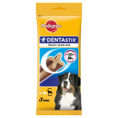 Friandises Pedigree Dentastix : 2 + 1 offert !