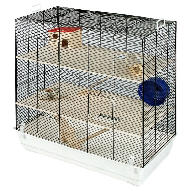 Fun Area Leon Small Pet Home | Great Deals at zooplus