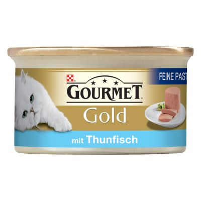 85g Gourmet Gold Wet Cat Food - 21 + 3 Free!*