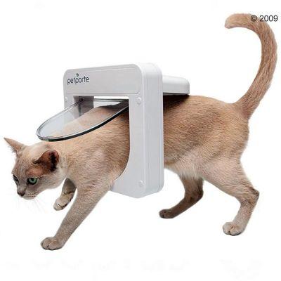 Gattaiola petsafe petporte smartflap microchip zooplus for Gattaiola per cani