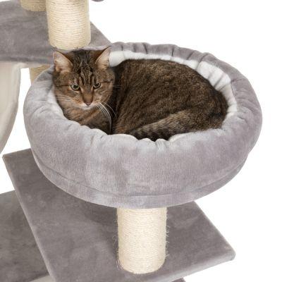 Cat Tree House