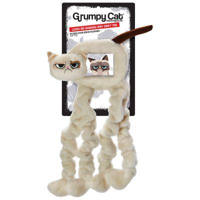 grumpy cat pl sch t rh nger g nstig kaufen bei zooplus. Black Bedroom Furniture Sets. Home Design Ideas